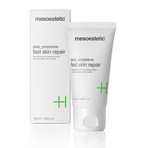 mesoestetic post procedure fast skin repair