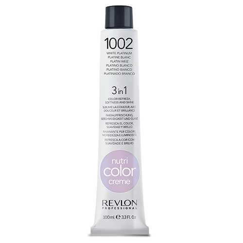 Revlon Professional Nutri Color Crème - 1002 White Platium by Revlon Professional