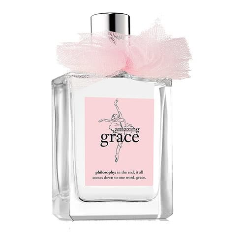 philosophy amazing grace nutcracker eau de toilette by philosophy