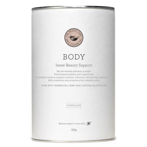 The Beauty Chef Body Inner Beauty Powder With Hemp - Chocolate
