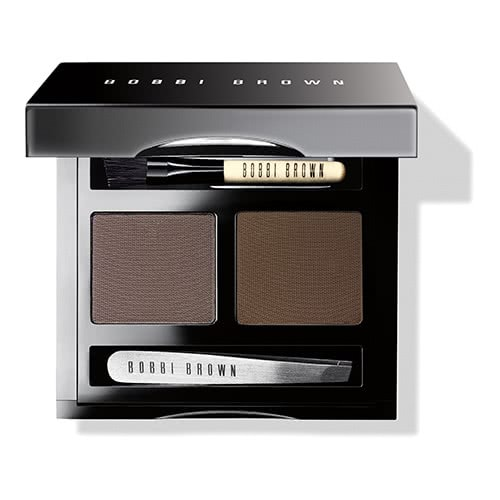 Bobbi Brown Dark Brow Kit by Bobbi Brown color Saddle Eye Shadow, Mahogany Eye Shadow