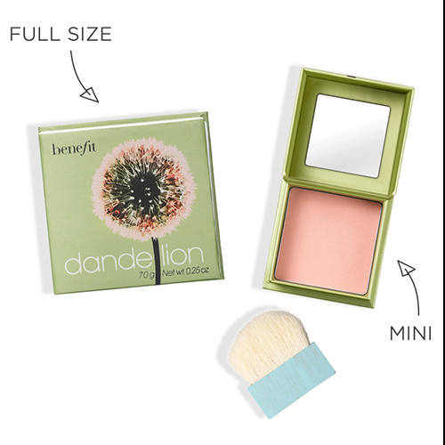 Benefit Dandelion Blush Mini + Free Post