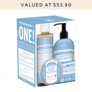 Dr. Bronner Baby Pack