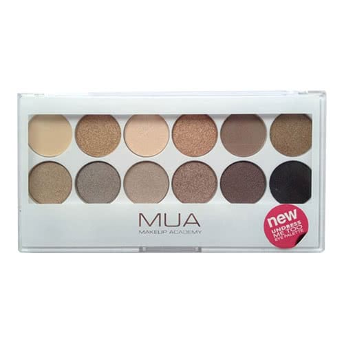 MUA Undress Me too Palette by MUA Make Up Academy