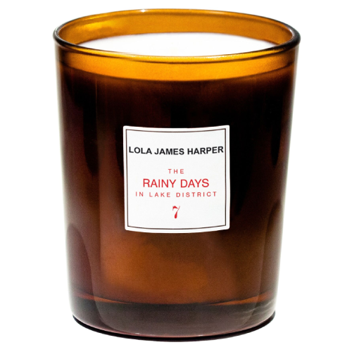 Lola James Harper #7 The Rainy Days in the Lake District Candle 190gm