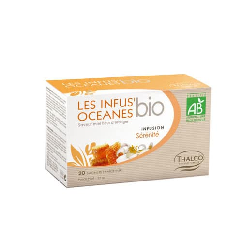 Thalgo Organic Infusion Tea - Serenity