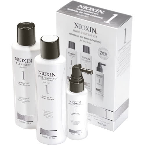 Nioxin Trial Kit System 1 by Nioxin