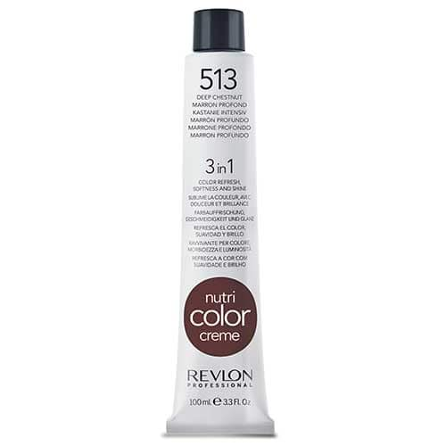 Revlon Professional Nutri Color Crème - 513 Deep Chestnut by Revlon Professional