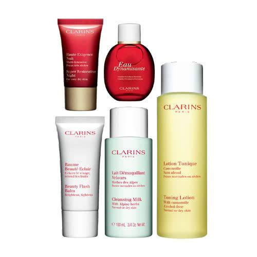 Clarins Skin Restoring Essentials by Clarins