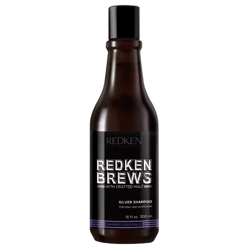 Redken Brews Silver Charge Shampoo 300ml + Free Post 2d67cfe04018