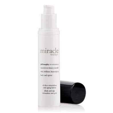 philosophy miracle worker oil-free miraculous anti-ageing lotion
