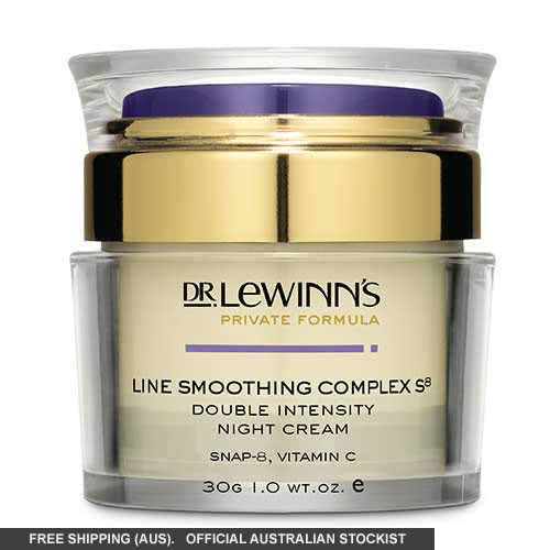Dr LeWinn's Line Smoothing Complex S8 Double Intensity Night Cream by Dr LeWinns