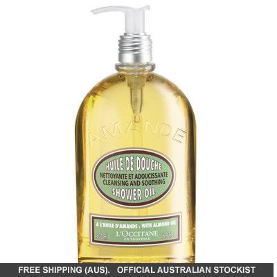 L'Occitane Almond Shower Oil 500ml by loccitane
