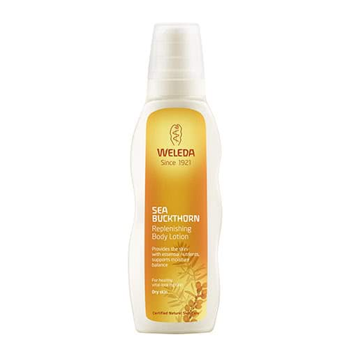 Weleda Sea Buckthorn Replenishing Body Lotion by Weleda