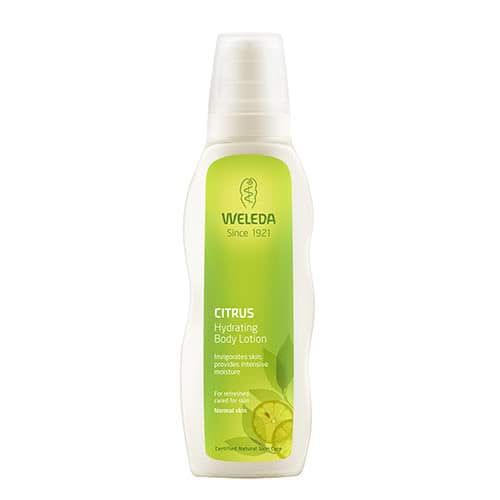 Weleda Citrus Hydrating Body Lotion by Weleda