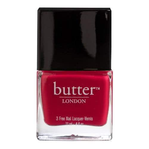 butter LONDON Blowing Raspberries Nail Polish