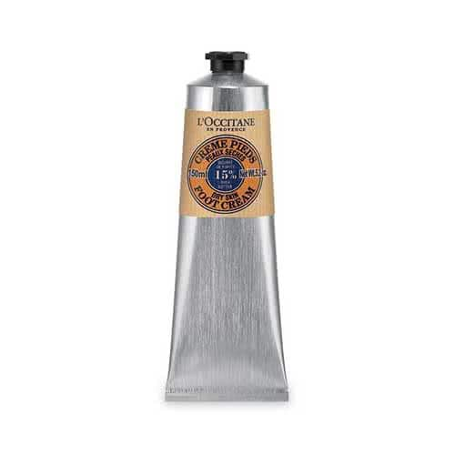 L'Occitane Shea Butter Foot Cream 150ml  by L'Occitane