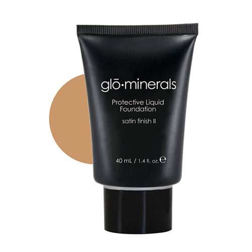Glo Minerals Protective Liquid Foundation Satin Finish by Glo Minerals