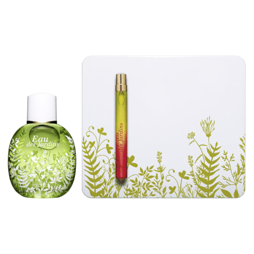 Clarins Eau des Jardins Treatment Fragrance Collection by undefined