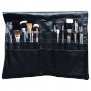 Kryolan Silver Handle Brush Set - 25 Piece