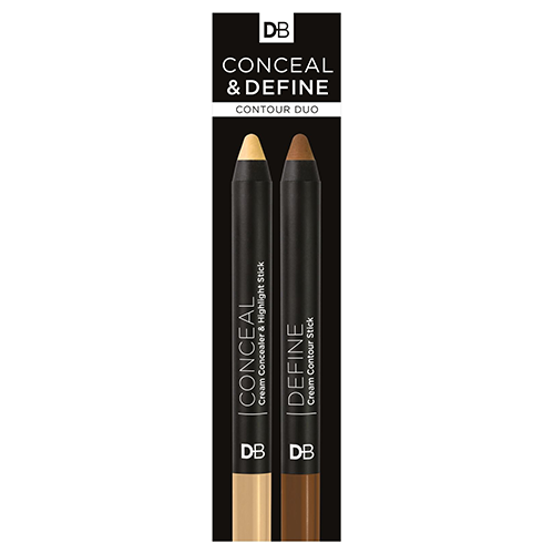 Designer Brands Shape Up Contour & Concealer Duo by Designer Brands