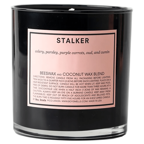 Boy Smells Candle - Stalker