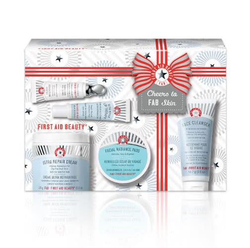 First Aid Beauty Cheers To FAB Skin Set by First Aid Beauty
