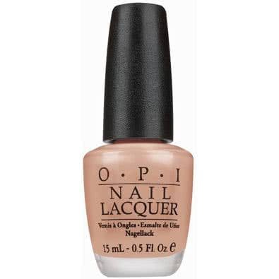 OPI Nail Polish - Makes Men Blush (Sheer)