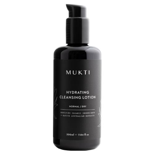 Mukti Organics Hydrating Cleansing Lotion 200ml