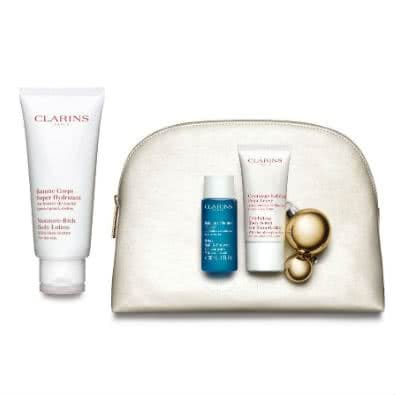 Clarins Hydrating Body Care Collection