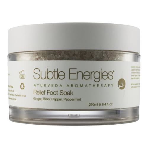 Subtle Energies Relief Foot Soak