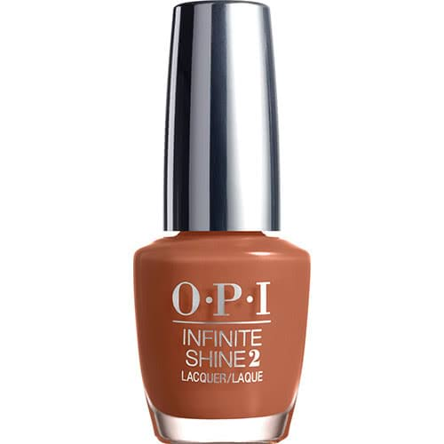 OPI Infinite Nail Polish - Brains & Bronze by OPI color Brains & Bronze