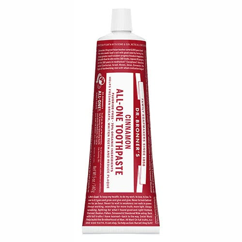 Dr. Bronner Toothpaste - Cinnamon by Dr. Bronner's
