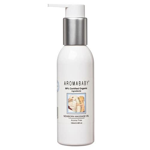 Aromababy Organic Newborn Massage Oil by Aromababy