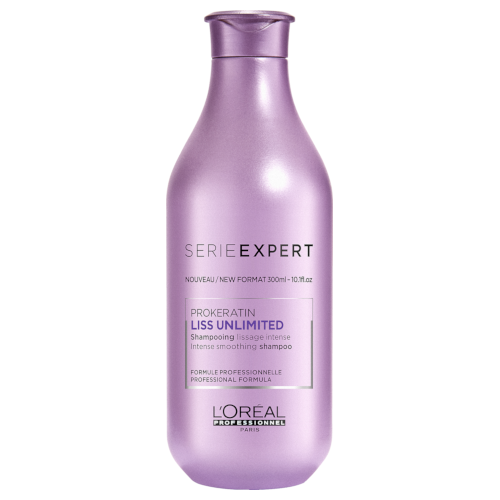 L'Oreal Professionnel Serie Expert Liss Unlimited Shampoo 250ml by L'Oreal Professionnel