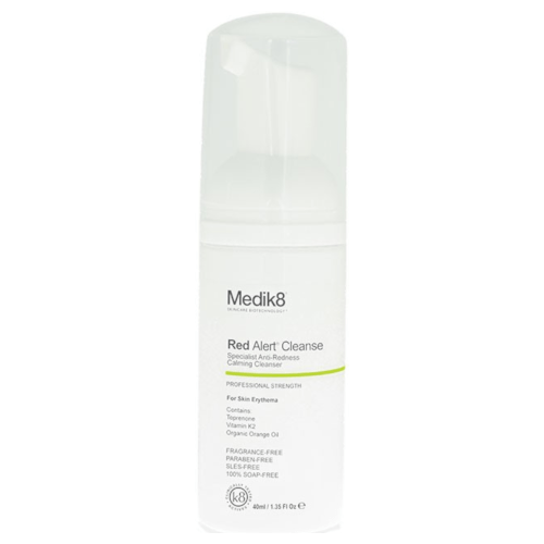 Medik8 Red Alert Cleanse - Travel Size 40mL by Medik8