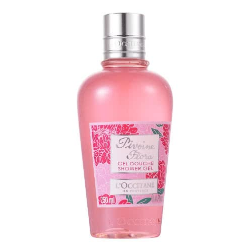 L'Occitane Pivoine 'Peony' Flora Shower Gel