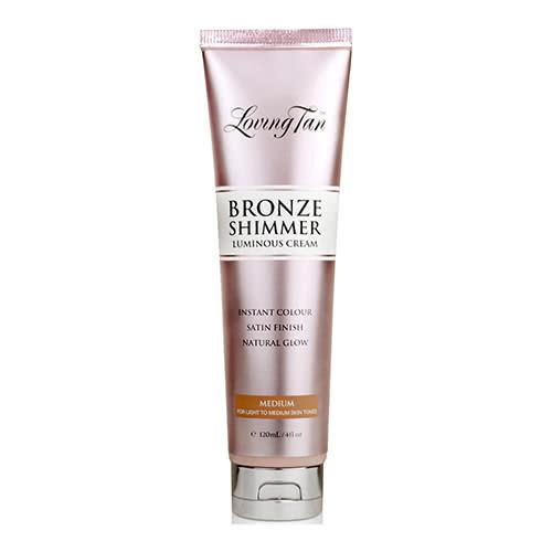 Loving Tan Bronze Shimmer - Medium