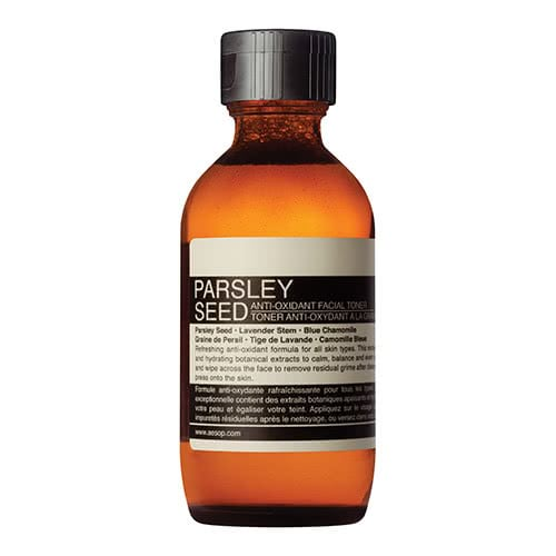 Aesop Parsley Seed Antioxidant Facial Toner 100ml by Aesop