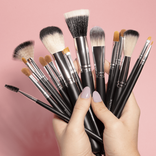 Crown Brush Pro Essentials Brush Set