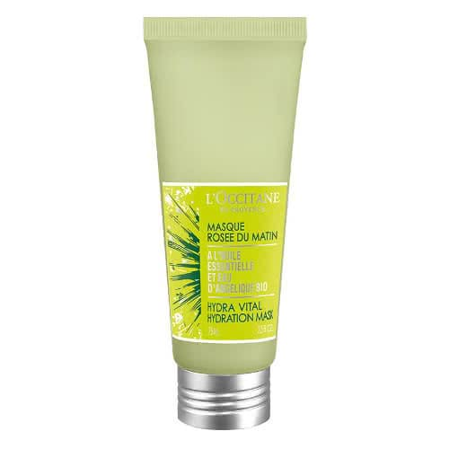 L'Occitane Angelica Instant Hydration Mask by L Occitane