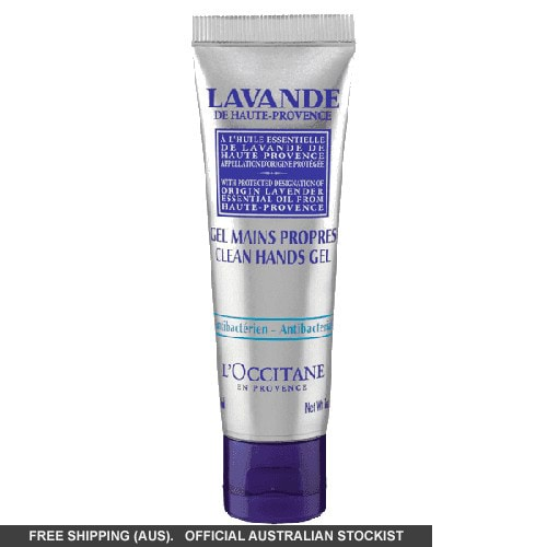 L'Occitane Lavande Lavender Clean Hands Gel by loccitane