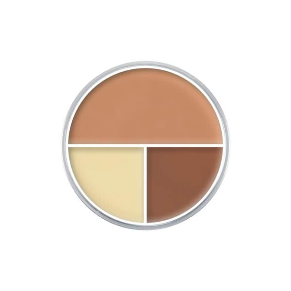 Kryolan Ultra Foundation Trio by Kryolan Professional Makeup