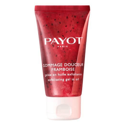 Payot Gommage Douceur Framboise - Exfoliation Gel To Oil 50ml