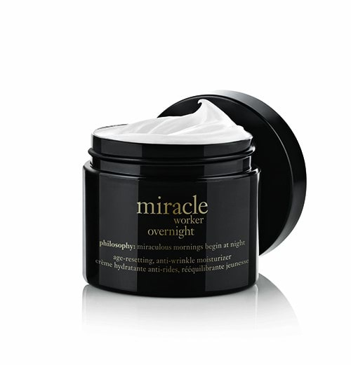 philosophy miracle worker overnight age-resetting, anti-wrinkle moisturiser by philosophy