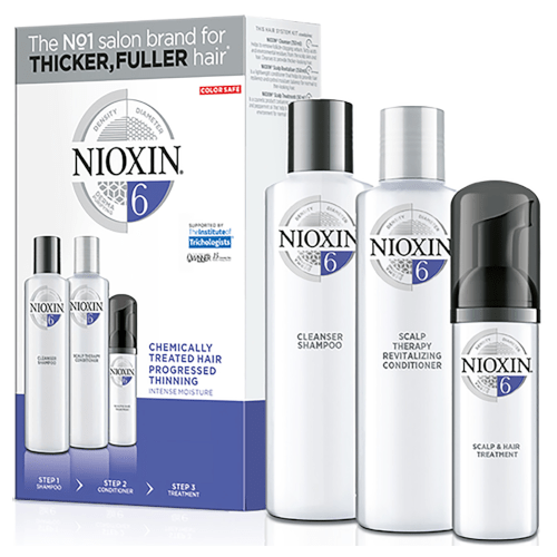 Nioxin 3D Trial Kit System 6 by Nioxin