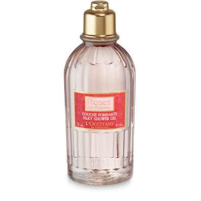 L'Occitane Roses et Reines Silky Shower Gel by L Occitane