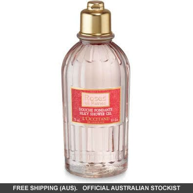 L'Occitane Roses et Reines Silky Shower Gel by loccitane