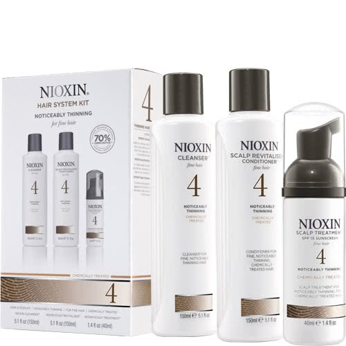 Nioxin Trial Kit System 4 by Nioxin