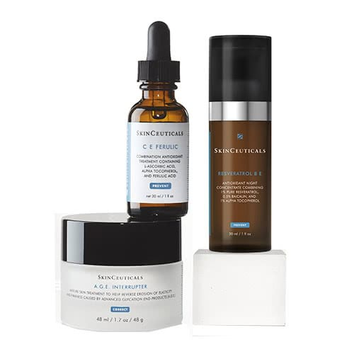 Skinceuticals Advanced Anti-Aging System  by SkinCeuticals